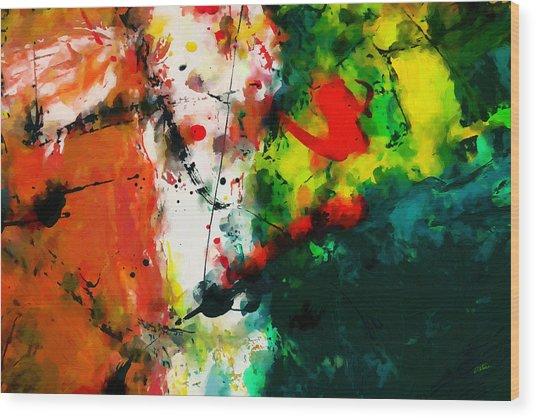 Abstract - Dwp443292860 Wood Print