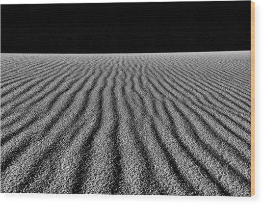Wood Print featuring the photograph Alien Landscapes 1 by Rand