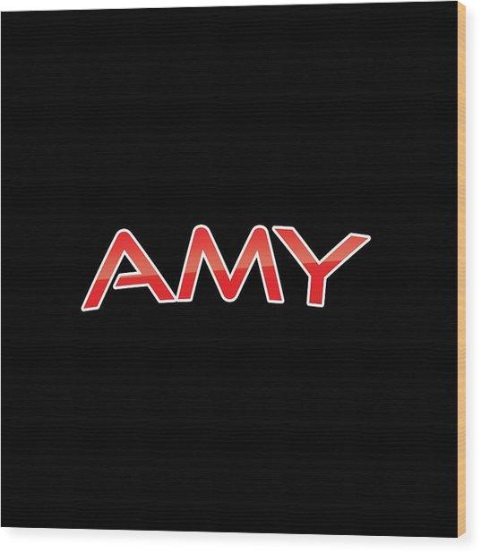 Amy Wood Print