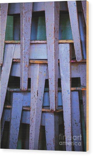 Art School #3529 Wood Print