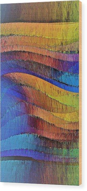 Ascendance Wood Print
