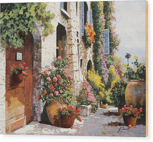 Bella Strada Numeo Otto Wood Print