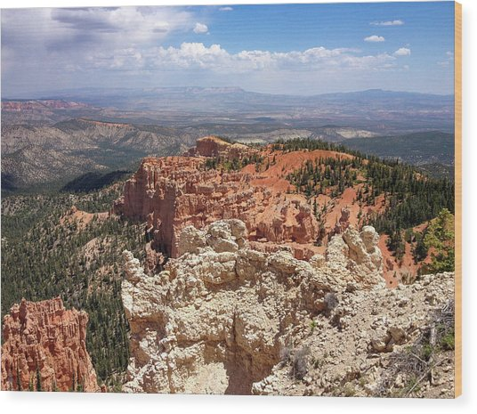 Bryce Canyon High Desert Wood Print