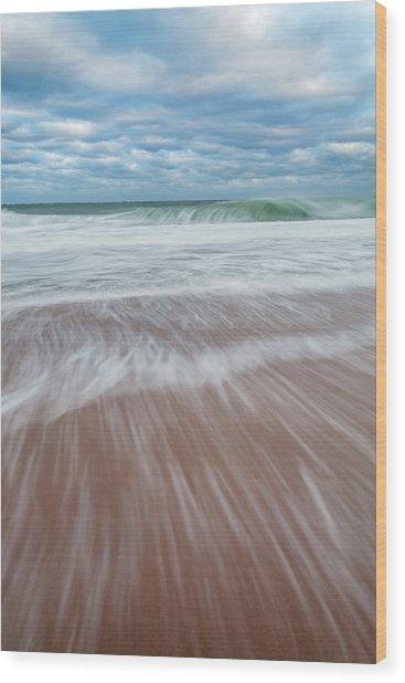 Cape Cod Seashore 2 Wood Print