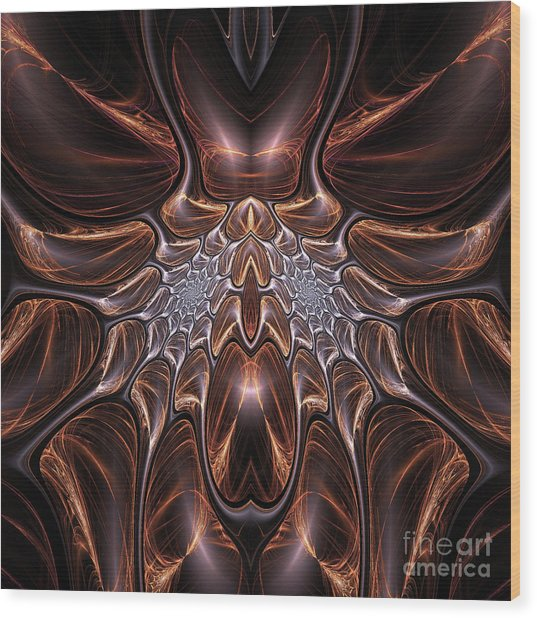 Carapace Wood Print