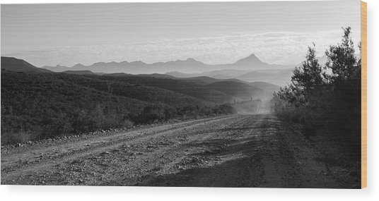 D0734 Wood Print