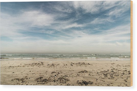 D1380 - Seascape Wood Print