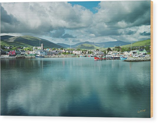 Dingle Delight Wood Print