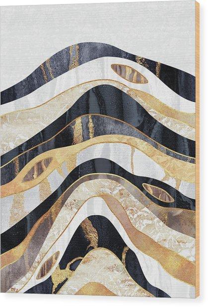 Earth Treasure Wood Print