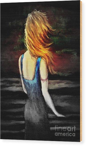 Femme Wood Print