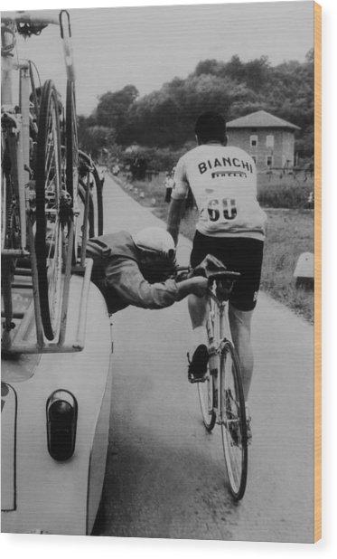 Ferdinando Brandolini At Giro D In Wood Print