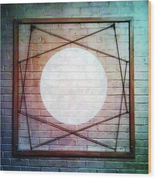 Five - Wall Wood Print