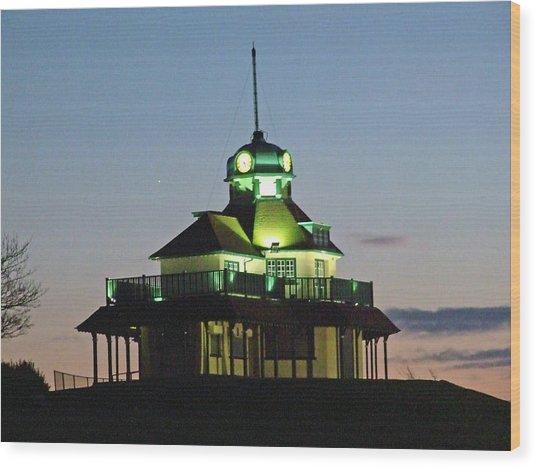 Fleetwood. The Mount Pavillion. Wood Print
