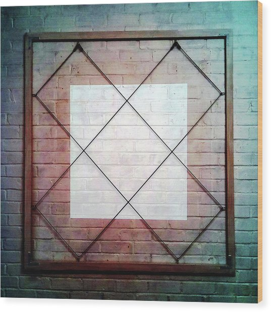 Four - Wall Wood Print
