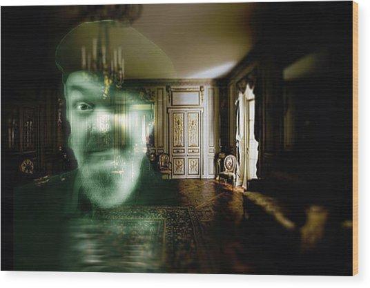 Ghost Of Dr. John Wood Print