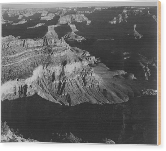 Grand Canyon National Park Wood Print by Buyenlarge