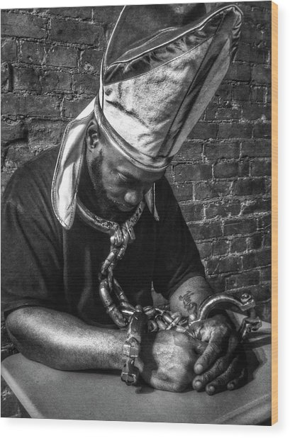 Wood Print featuring the photograph Inquisition IIi by Al Harden