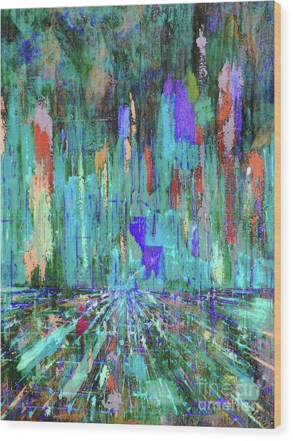 Jcc 1002 Wood Print
