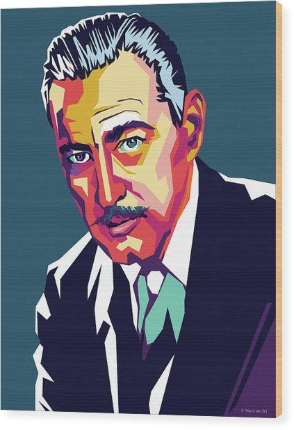 John Barrymore Wood Print