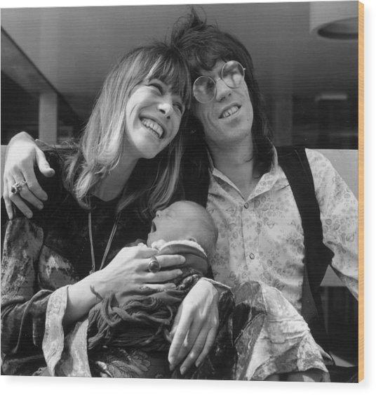 Keith And Anita Wood Print