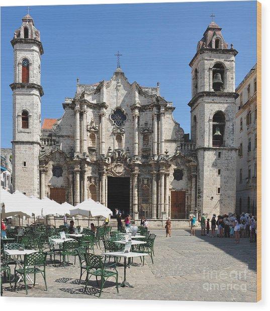 La Habana - Cuba Wood Print