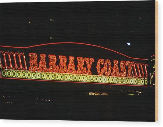 Las Vegas 1984 #8 Wood Print