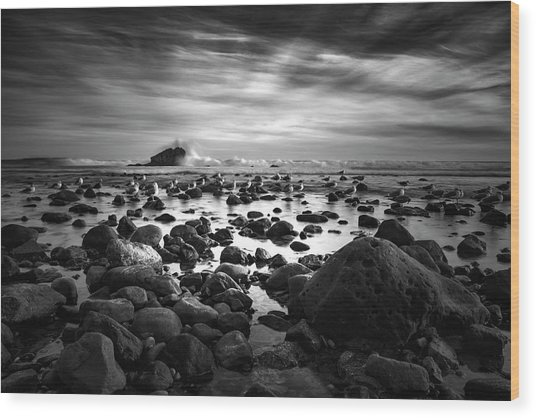Leo Carrillo Light Wood Print