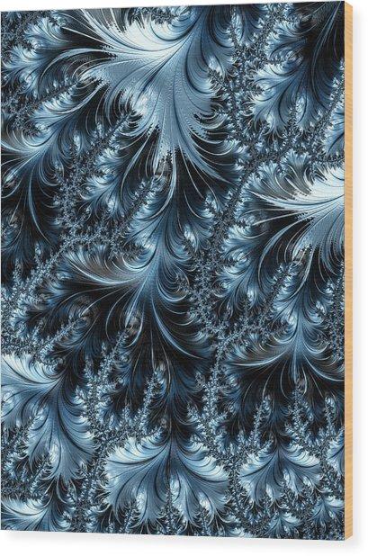 Longido Wood Print