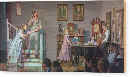Meet Me In St Louis Wood Print