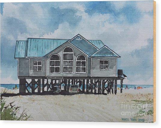 Melray Haven Wood Print