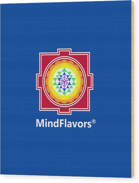 Mindflavors Small Wood Print