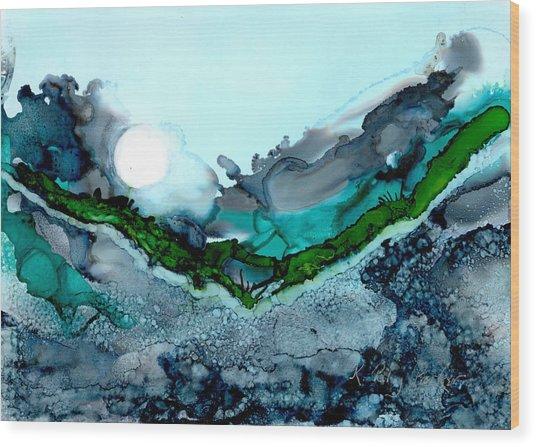 Moondance IIi Wood Print