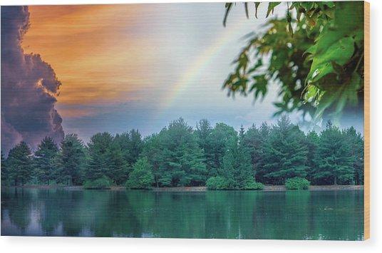 Natural Composites Wood Print