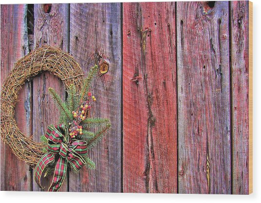 Natural Sparkle Wood Print by JAMART Photography