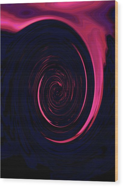 Nautilus II Wood Print