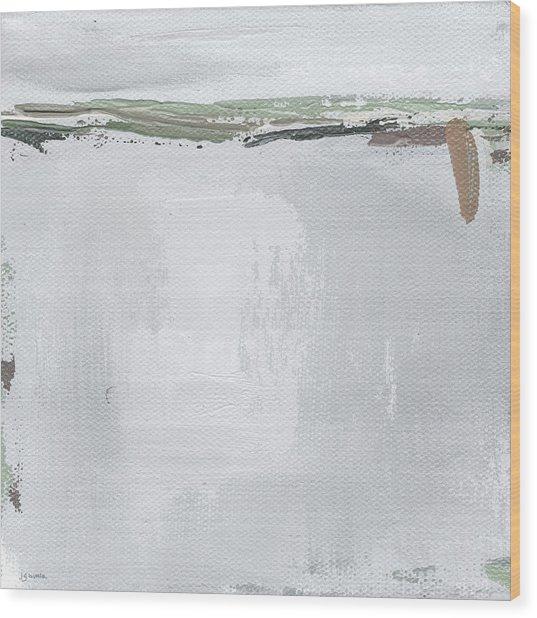 Ocean View II Wood Print by Jacquie Gouveia