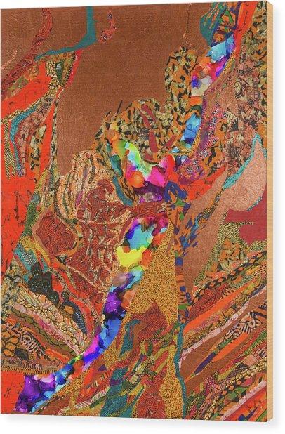 Oju Olurun II Wood Print