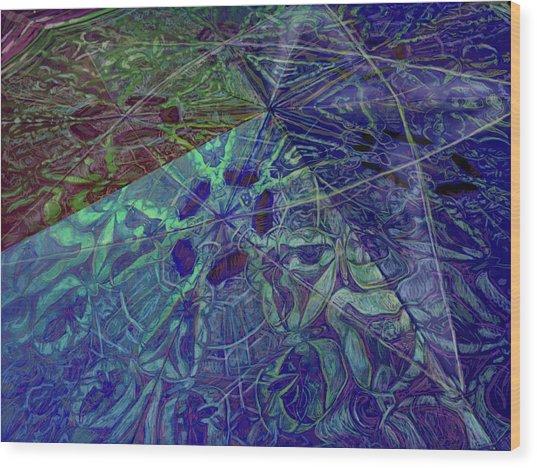Organica 2 Wood Print