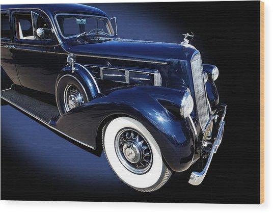 Pierce Arrow Model 1603 Limousine Wood Print
