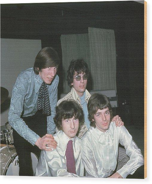 Pink Floyd by Michael Ochs Archives