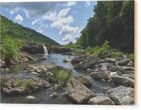 Rock Island State Park 7 Wood Print