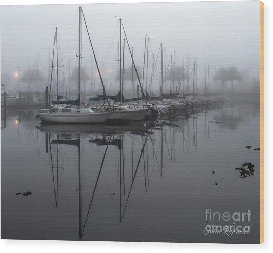 Sanford Marina-9392 Wood Print