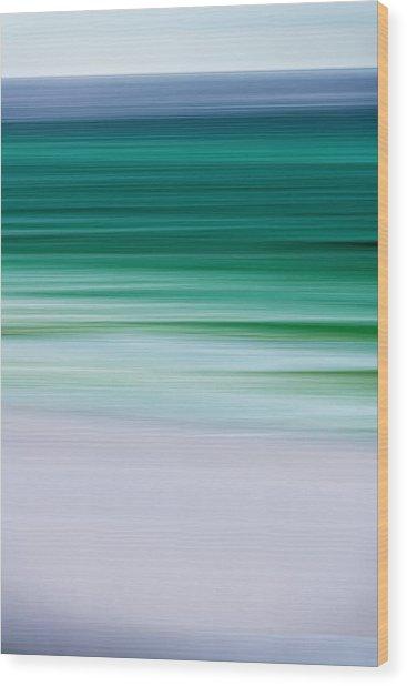 South Walton Beach Dream #2 Wood Print