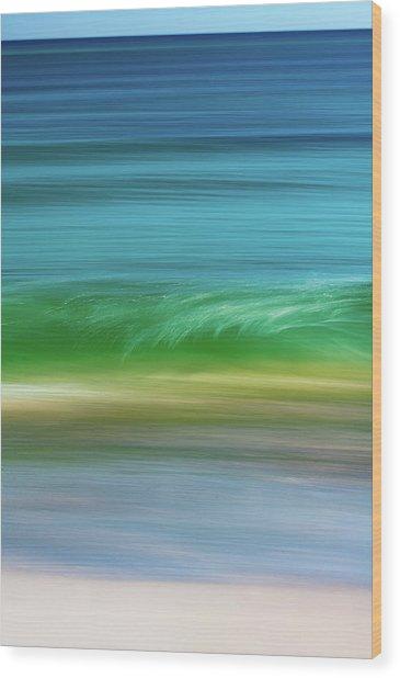 South Walton Beach Dream #3 Wood Print