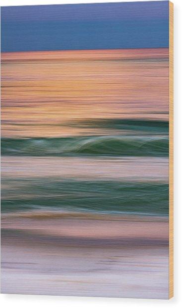South Walton Beach Dream #4 Wood Print