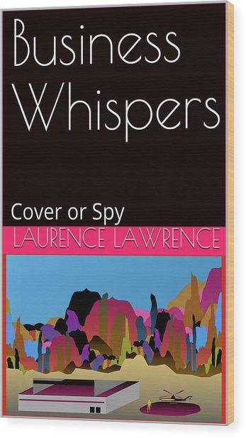 Spy 05 Wood Print