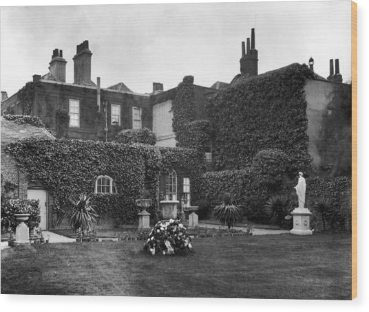 The Grange Wood Print by Hulton Archive