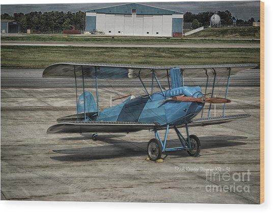 The Kr - 31 Wood Print by Steven Digman