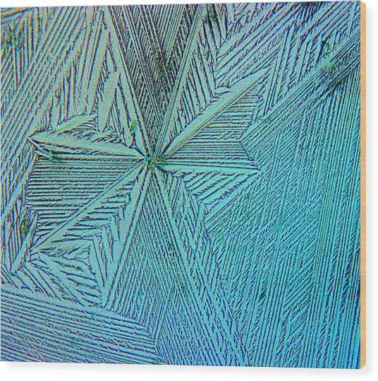 The Origin Wood Print