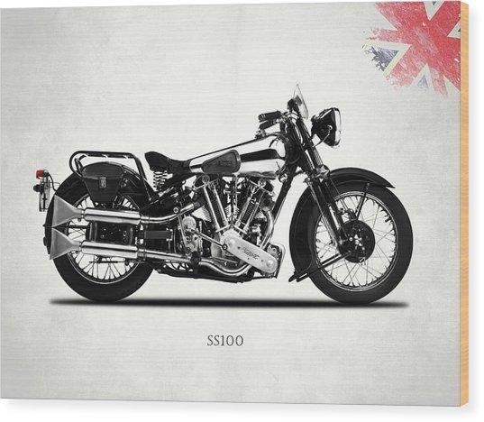 The Ss100 1938 Wood Print